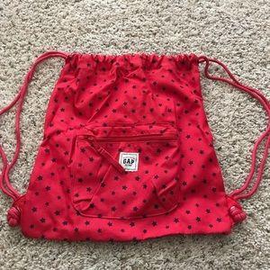 Girls cinch backpack